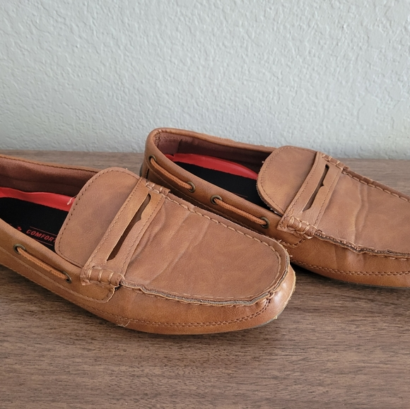 Mens Levi's driving loafers